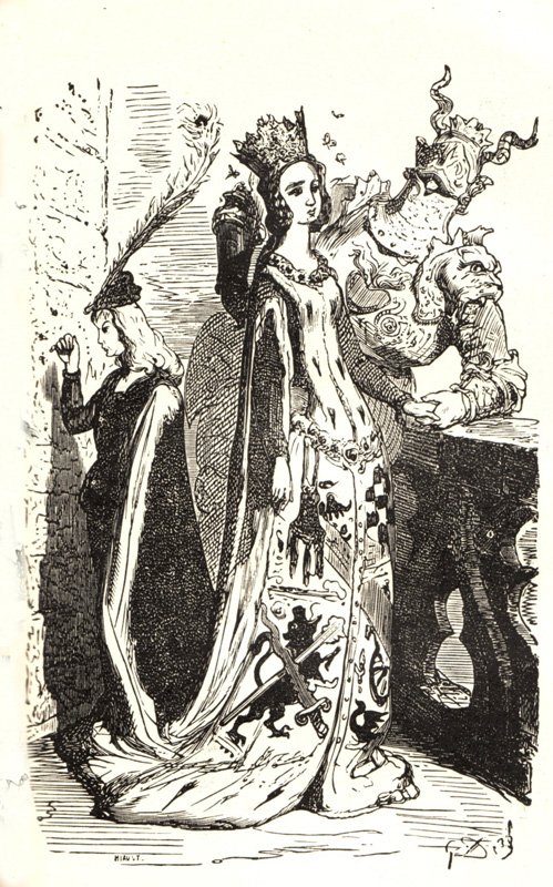 Droll Stories Collected from the Abbeys of Touraine. Gustave DORE, BALZAC.