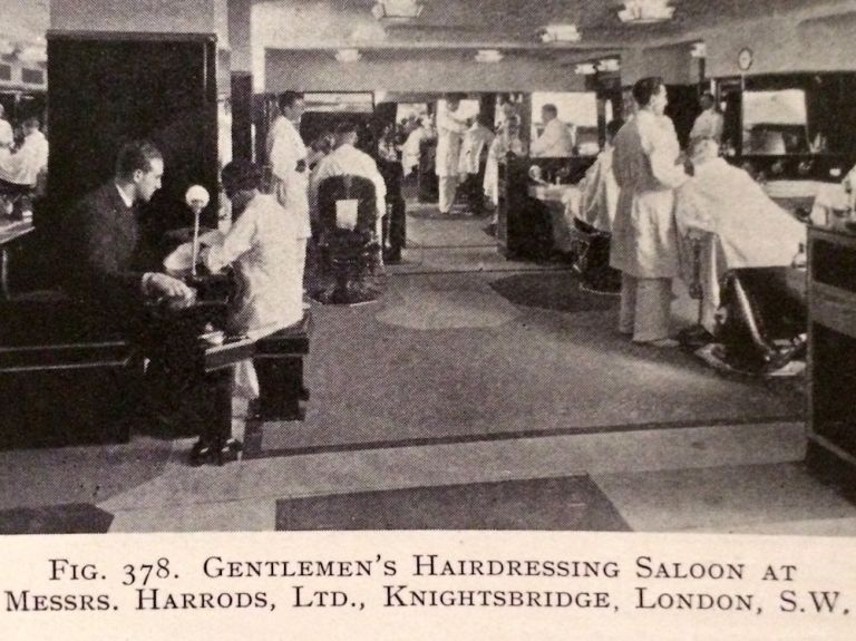 The Art and Craft of Hairdressing.; A Standard and Complete Guide to the Technique of Modern Hairdressing, Manicure, Massage and Beauty Culture. Gilbert A. FOAN.