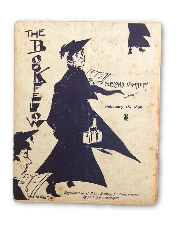 The Bookfellow; A Monthly Magazinelet for Book-Buyers and Book-Readers, The Second Number, February 18, 1899. BULLETIN.