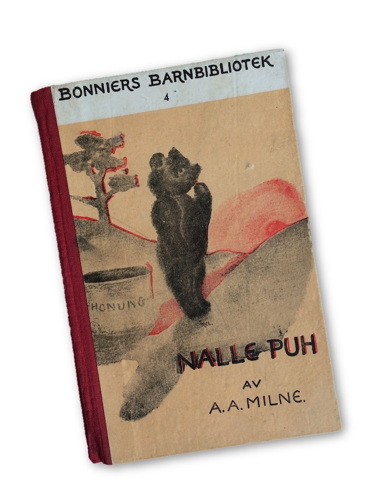 Nalle Puh. A. A. MILNE.