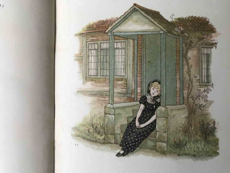 Little Ann and Other Poems. Kate GREENAWAY.