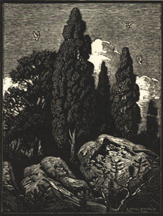 Discobolus and Other Verse. Lionel LINDSAY.