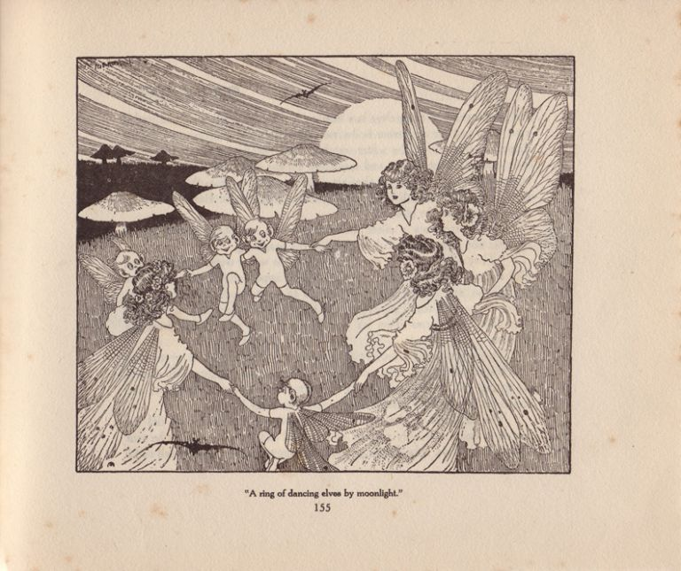 Gum Tree Brownie and other Faerie Folk of the Never-Never. OUTHWAITE, Tarella QUIN.