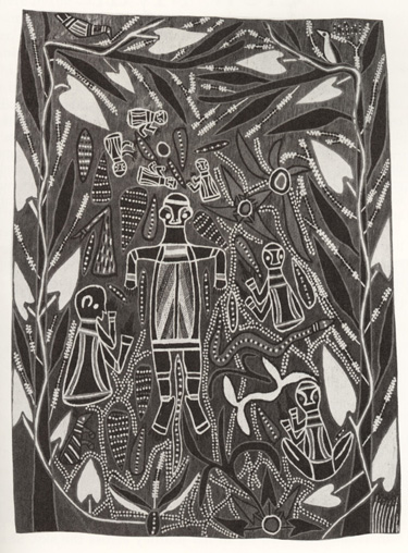 Time Before Morning. Art and Myth of the Australian Aborigines. Louis A. ALLEN.