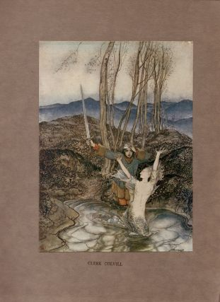 Some British Ballads. Arthur RACKHAM