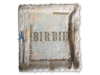Birdie. Early Juvenile Cloth Book