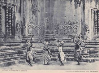 Danses d'Indochine; The Dances of Indo-China. Raymond COGNIAT