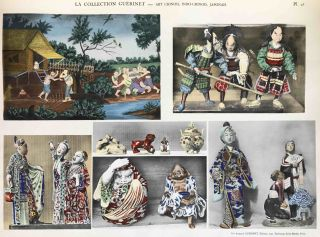 La Collection Guerinet. Art Chinois, Indo-Chinois, Japonais.