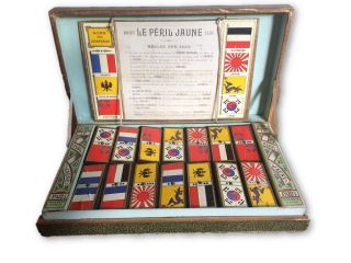 Le Peril Jaune. The Yellow Peril. GAME