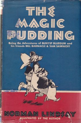 The Magic Pudding. Norman LINDSAY