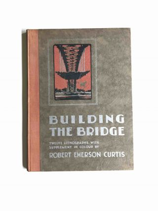 Building the Bridge. R. E. CURTIS