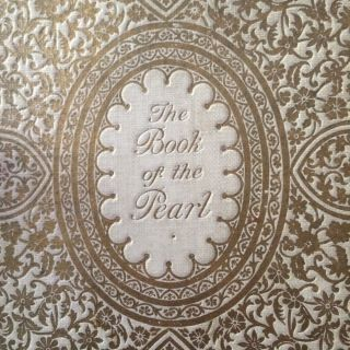 The Book of the Pearl. George Frederick KUNZ, Charles Hugh STEVENSON.