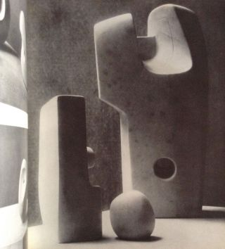 Henry Moore: Sculpture and Drawings. Moore