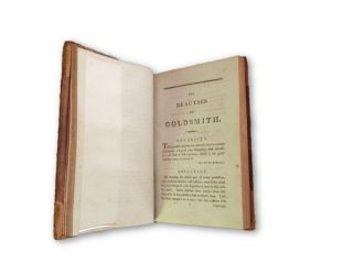 The Beauties of Goldsmith; Or, The Complete Treasury of Genius.