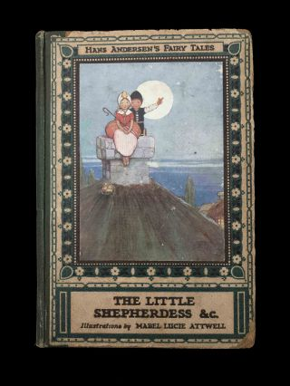 The Little Shepherdess and Other Stories. Hans Christian Andersen.