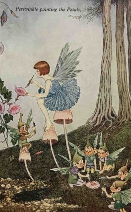 Elves and Fairies; Series No. 75. Six Reproductions in Colour from the Original Paintings by Ida Rentoul Outhwaite.