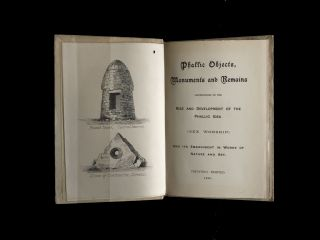 Phallic Objects, Monuments and Remains; Illustrations of the Rise and Development of the Phallic Idea (Sex Worship) and its Embodiment in Works of Nature and Art. ANONYMOUS.