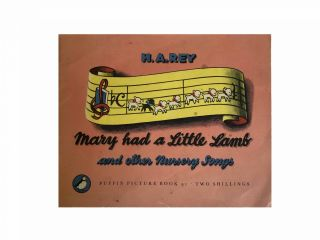 Mary had a Little Lamb and other Nursery Songs