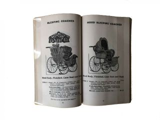 1903 Illustrated Catalogue of Children's Vehicles