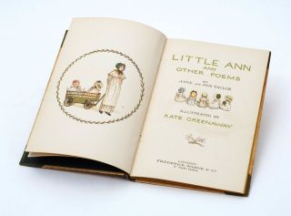 Little Ann and Other Poems