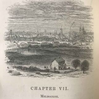A Boy's Voyage Round the World; including a residence in Victoria, and a journey by rail across North America.
