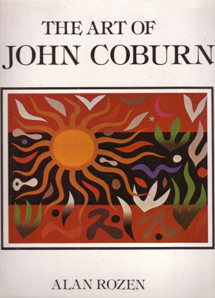 The Art of John Coburn. Alan ROZEN.
