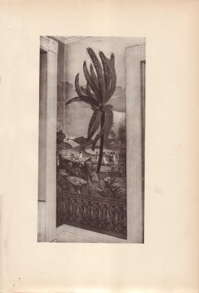 Old Time Wall Papers. An account of the pictorial papers on our forefathers' walls with a study of the historical development of wall paper making and decoration.