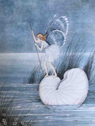 Bunny and Brownie. The Adventures of George and Wiggle. Ida Rentoul OUTHWAITE
