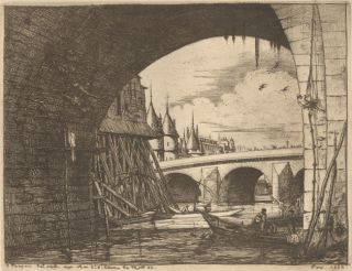 The Etchings of Charles Meryon. Charles MERYON, Campbell DODGSON