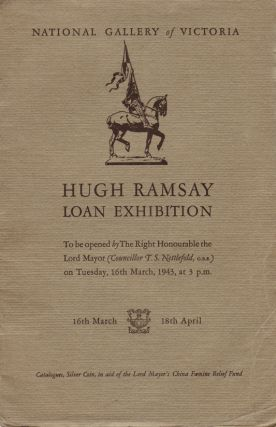 Hugh Ramsay Loan Exhibition. George BELL