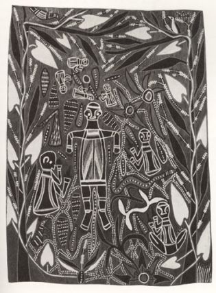 Time Before Morning. Art and Myth of the Australian Aborigines. Louis A. ALLEN