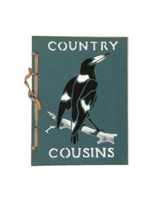 Country Cousins; Presented in Picture and Rhyme. Eirene MORT.