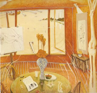 Brett Whiteley. Sandra McGRATH