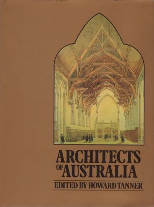 Architects of Australia. Howard TANNER