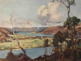 Australian Landscape Painters of To-day